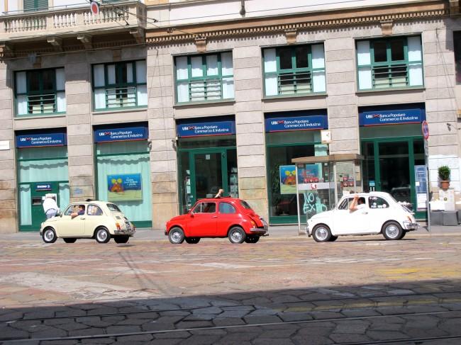 voiture italienne cliché