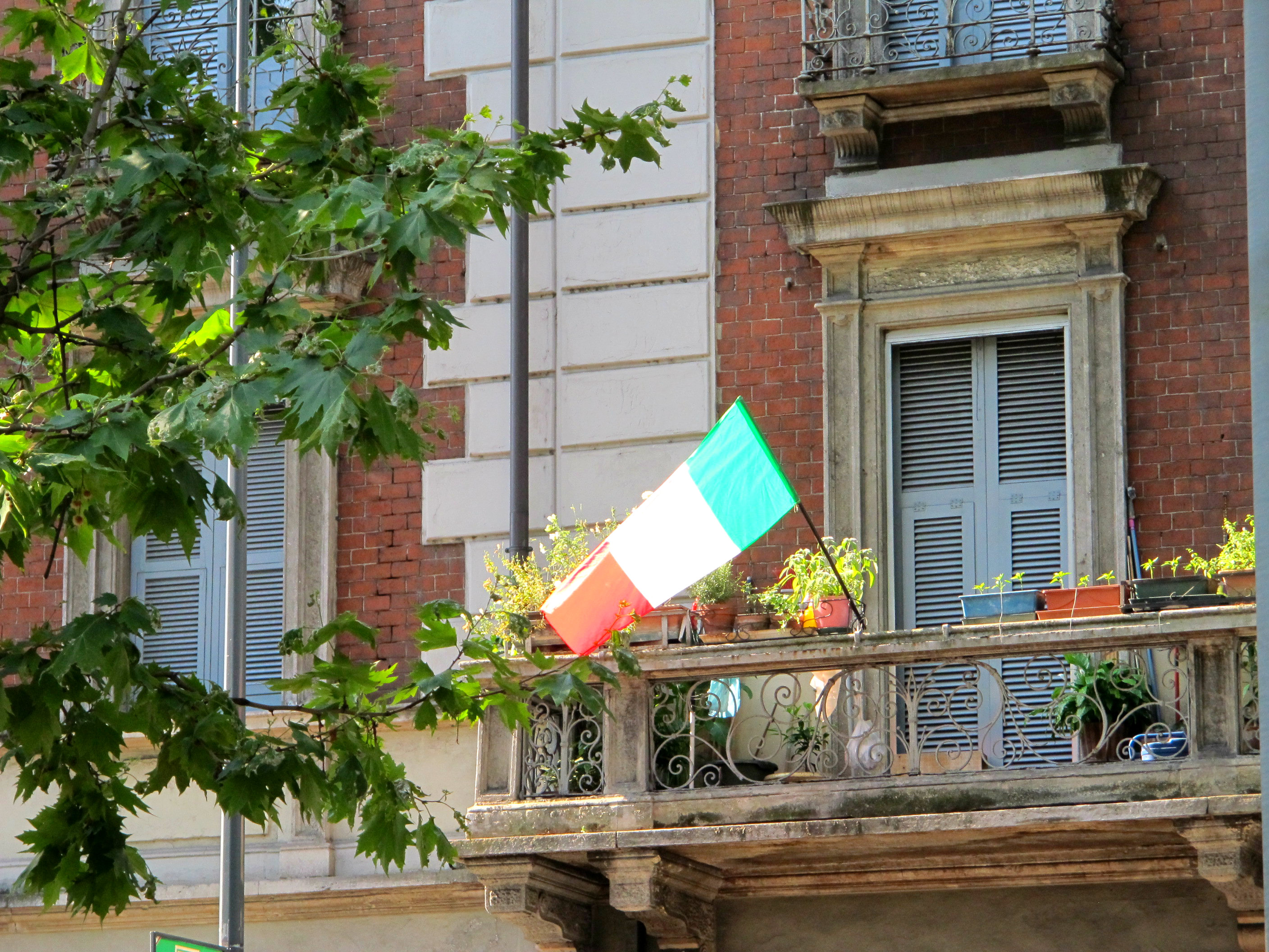 Post-Italy stress disorder, l'amour, le vrai!