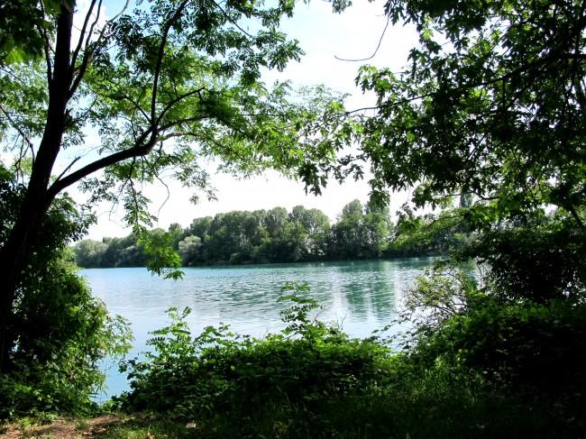 lac près de milan