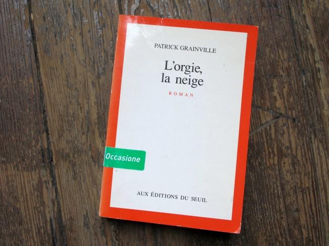 roman patrick grainville enfance