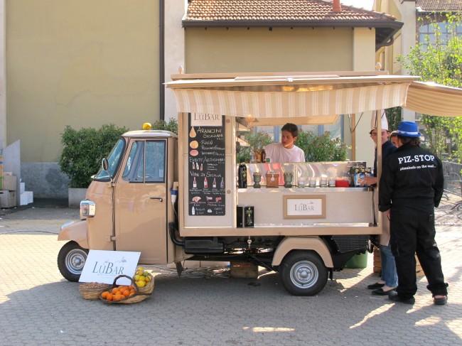 street food ape lubar
