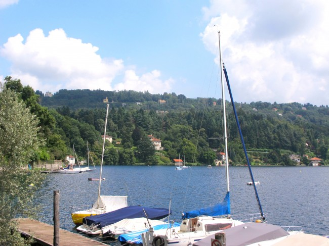 lac italien orta