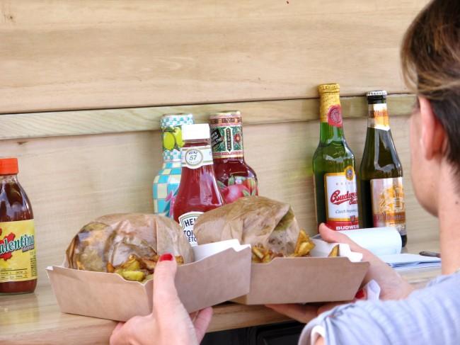 festival food truck milan