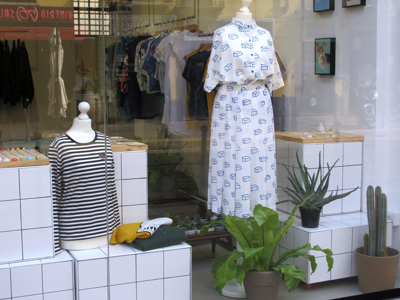 Shopping de rentrée, Cétang à Milan