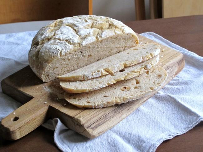 pain aux noisettes recette
