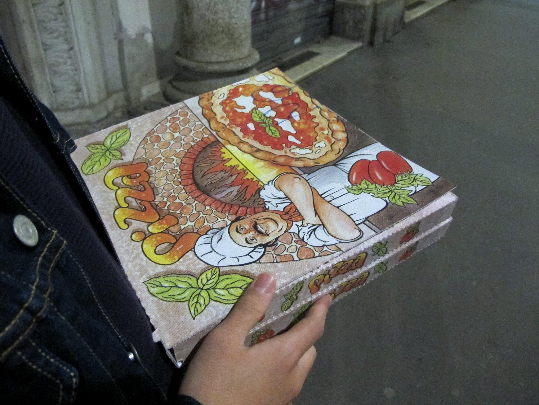 Be bop, la pizzeria sans gluten près des Navigli
