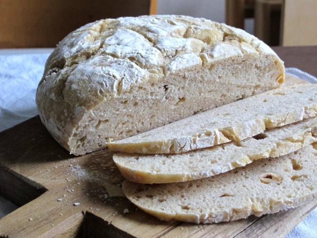 pain cuisson en cocotte au levain