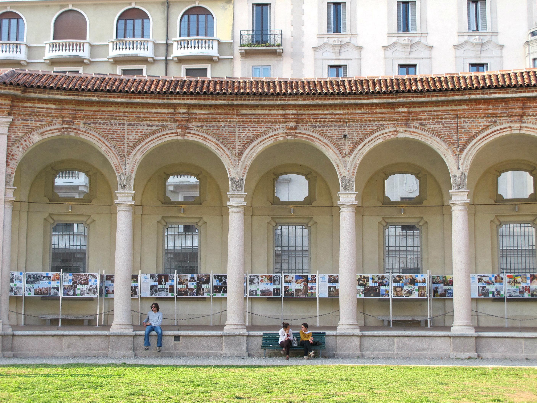 MUBA, le musée des enfants à la Rotonda della Besana