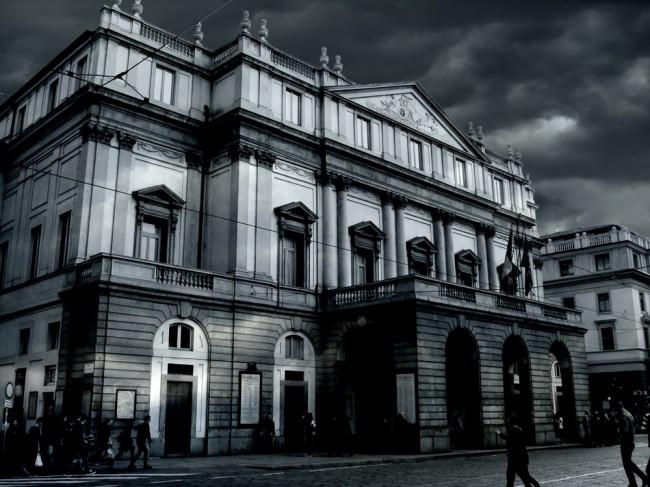 fantome Callas scala milan
