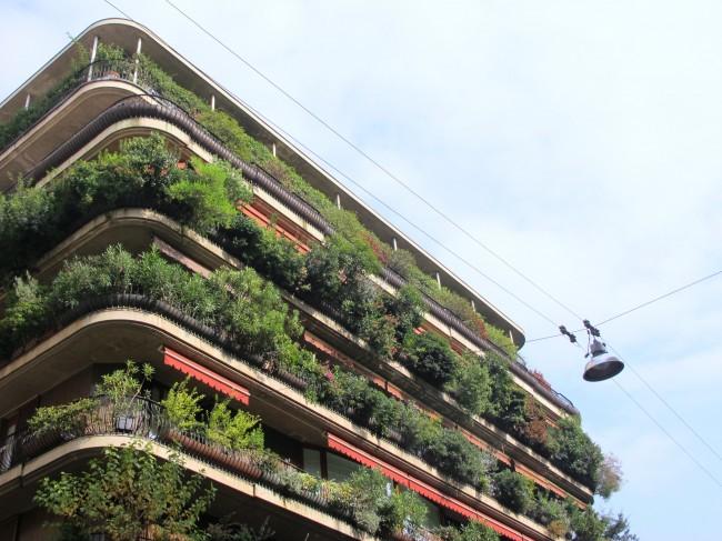 architecture insolite milan
