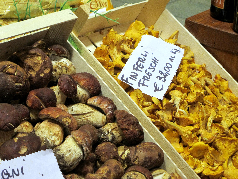 La fungheria*, délices d'automne…