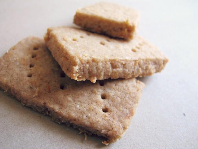 shortbread no gluten