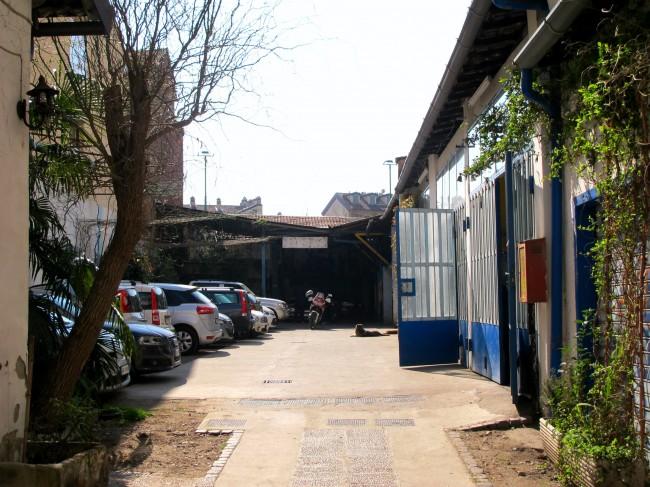 garage via vigevano milan