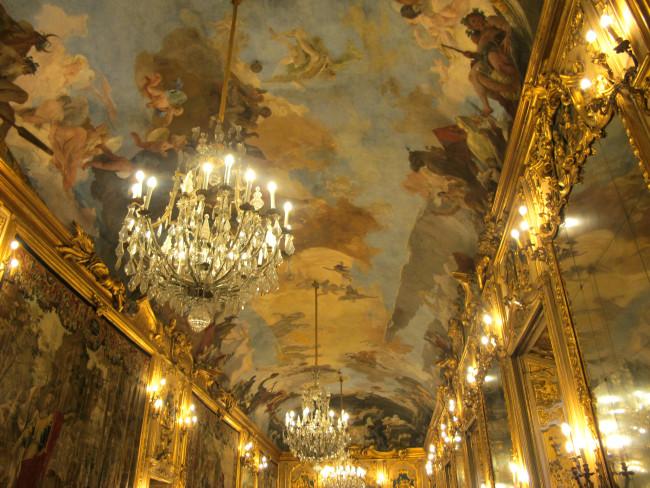 fresque Giovanni Battista Tiepolo