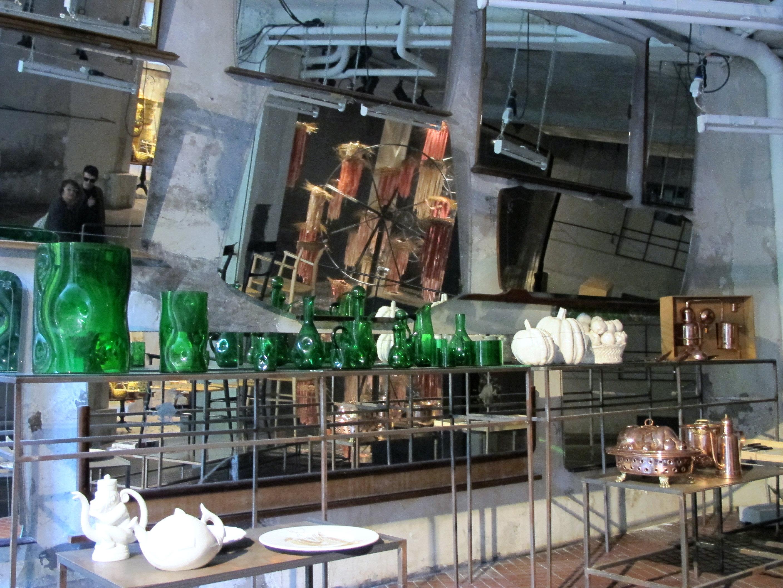 segno italiano vetri verdi empoli