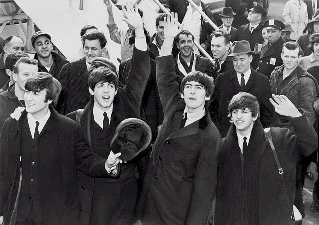 Ça devait quand même être sacrément cool d'être un Beatles…