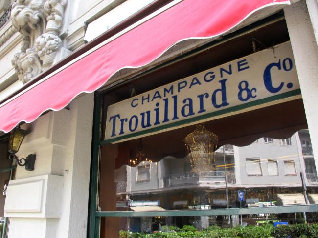 champagne trouillard & Co