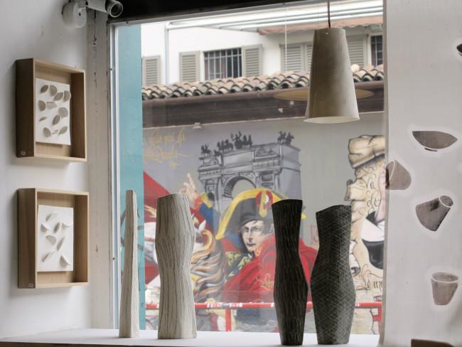 guido de zan céramique art milan