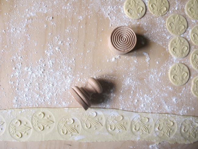 façonnage corzetti