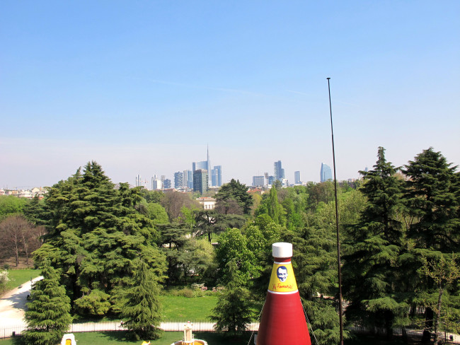parc sempione triennale