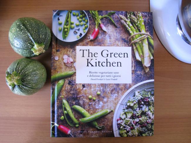 the green kitchen cuisine végétarienne
