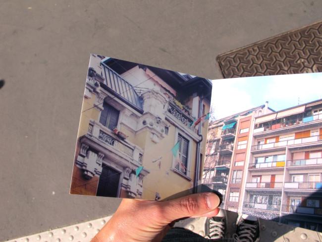 livre photos souvenirs milan
