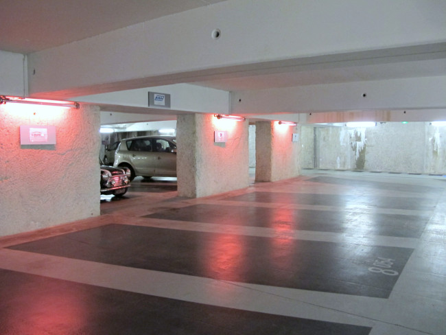 visite parkings souterrains lyon