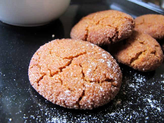 biscuits cannelle sans gluten