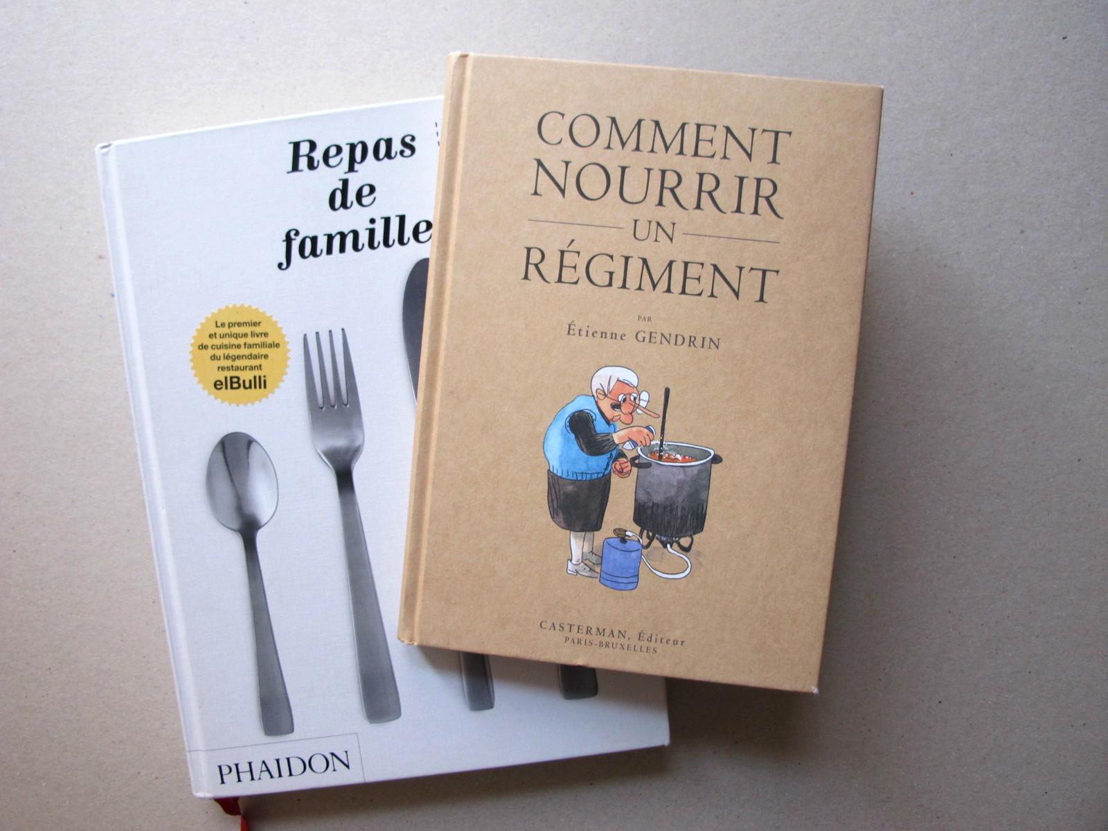 Nourrir un régiment…
