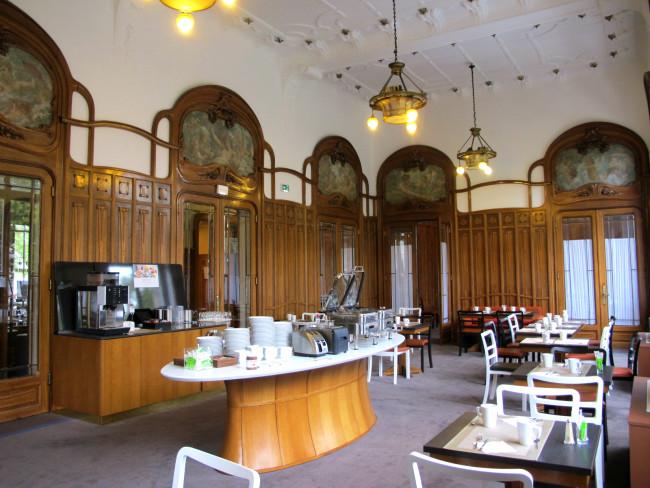 restaurant les belles saisons hotel mercure perrache