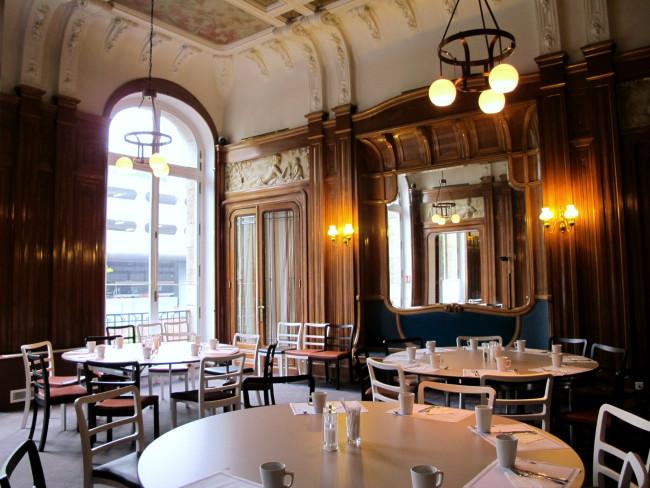 salon gallé hotel mercure chateau perrache lyon