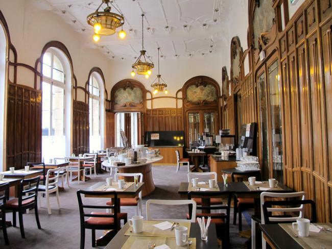restaurant hotel gare lyon perrache