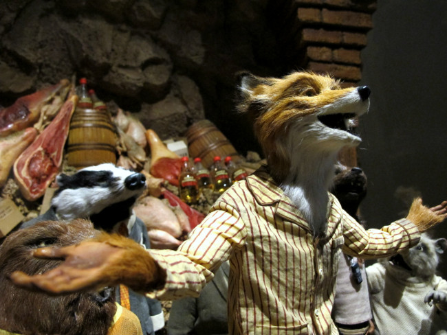 maquette film animation wes anderson