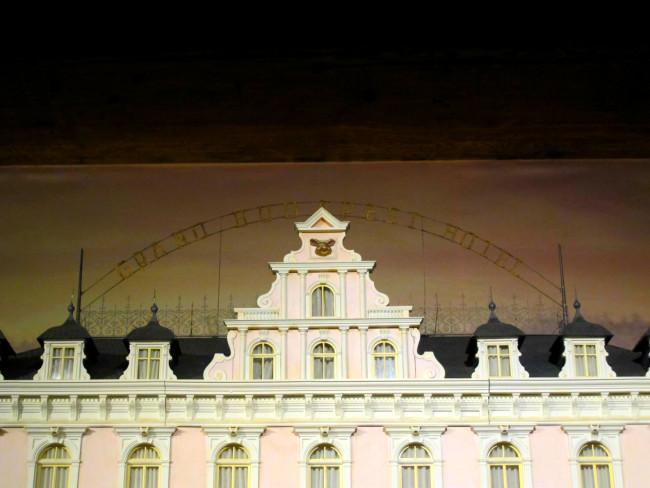 maquette grand budapest hotel