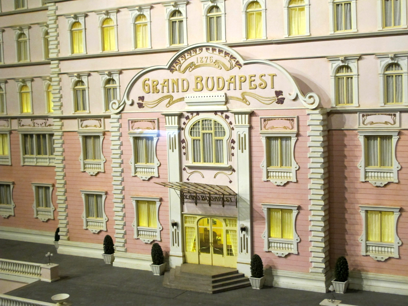 décors film grand budapest hotel wes andreson