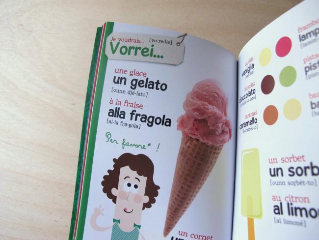 premiers mots en italiens enfants
