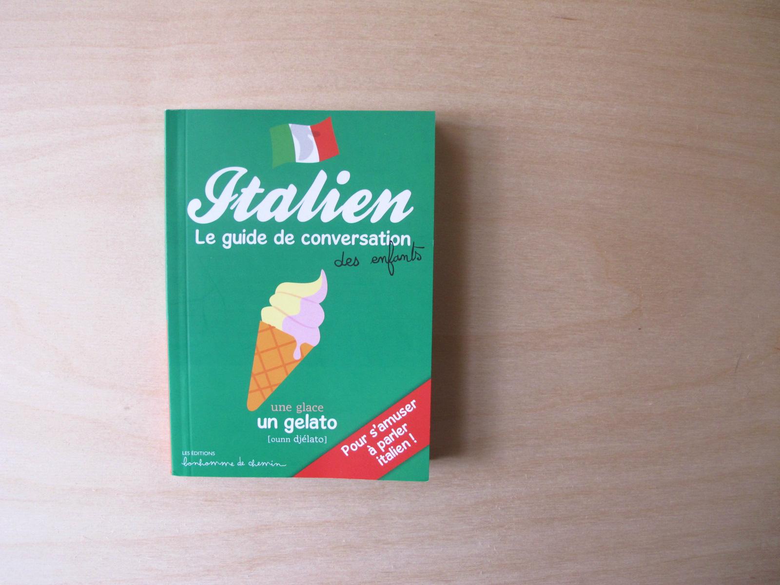 Le guide de conversation des enfants en italien