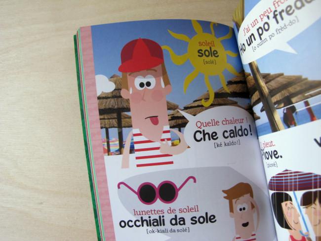 vocabulaire italien pour enfants
