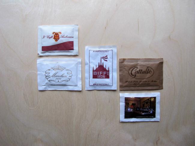 cafés célèbres milan
