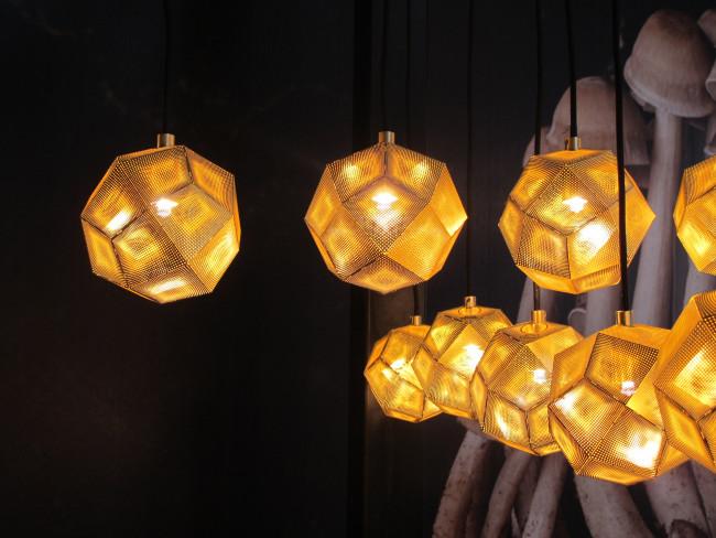 tom dixon lamps