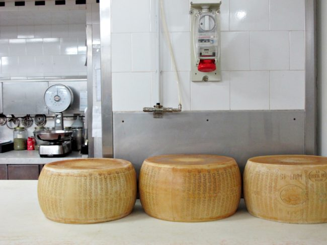 parmesan fromage