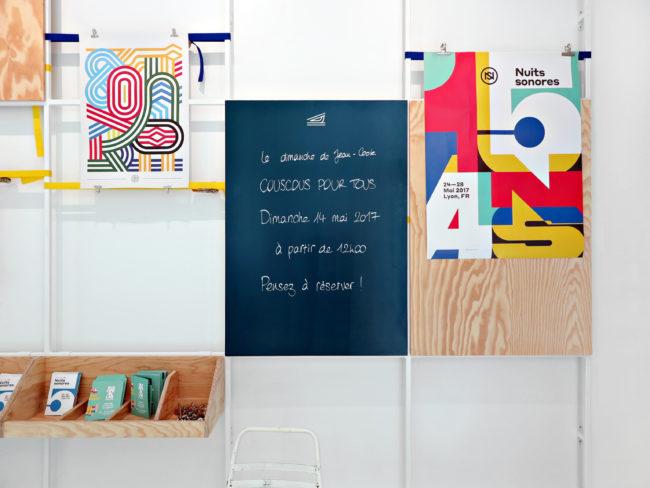 affichage design
