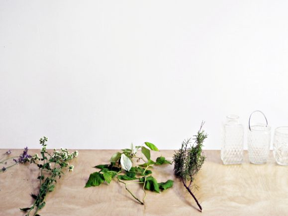 design floral pane&acqua