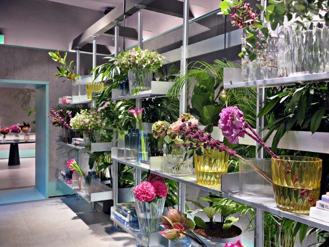 flower market palazzo morando milano