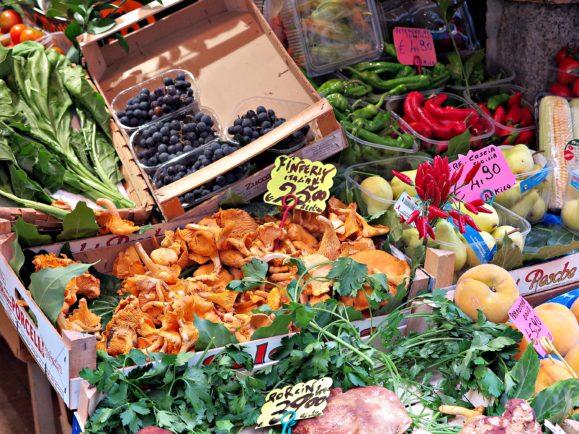 finferli al mercato