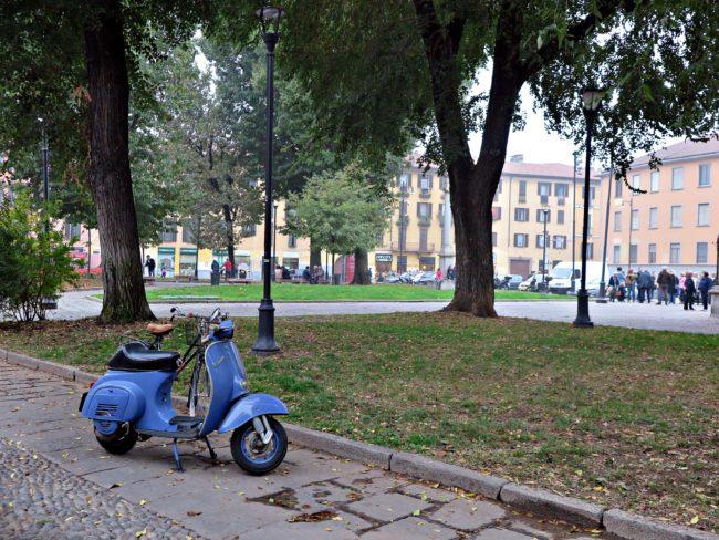 Piazza Sant'Eustorgio milano