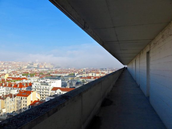 barre Zumbrunnen 15 étages