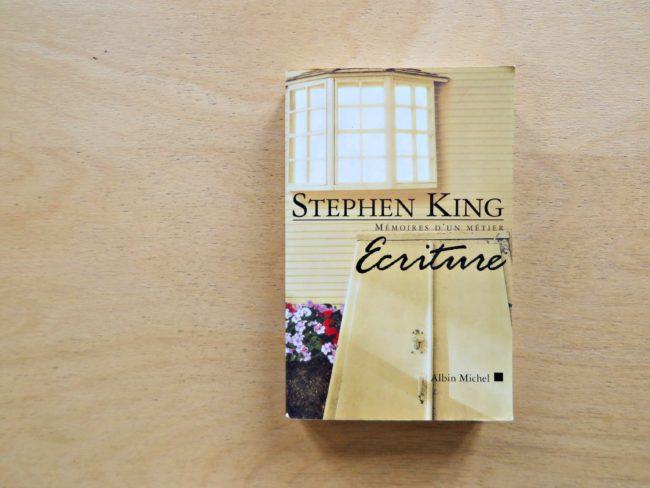 stephen king mémoires d'un métier