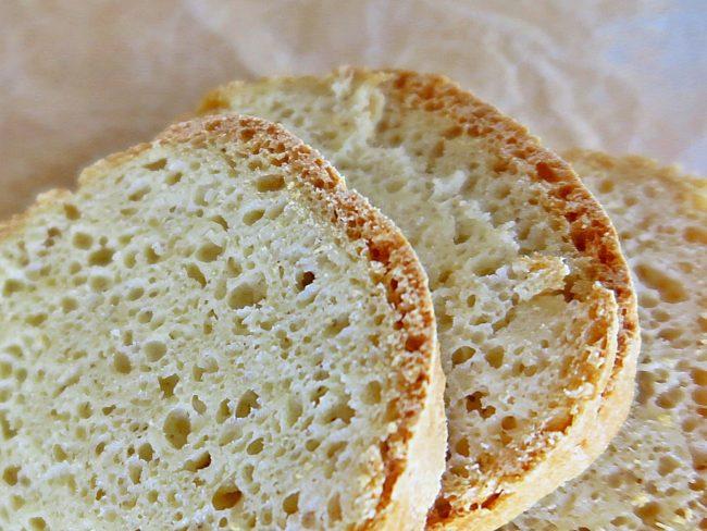 pain sans gluten maison