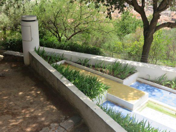 villa noailles jardin Gabriel Guevrekian